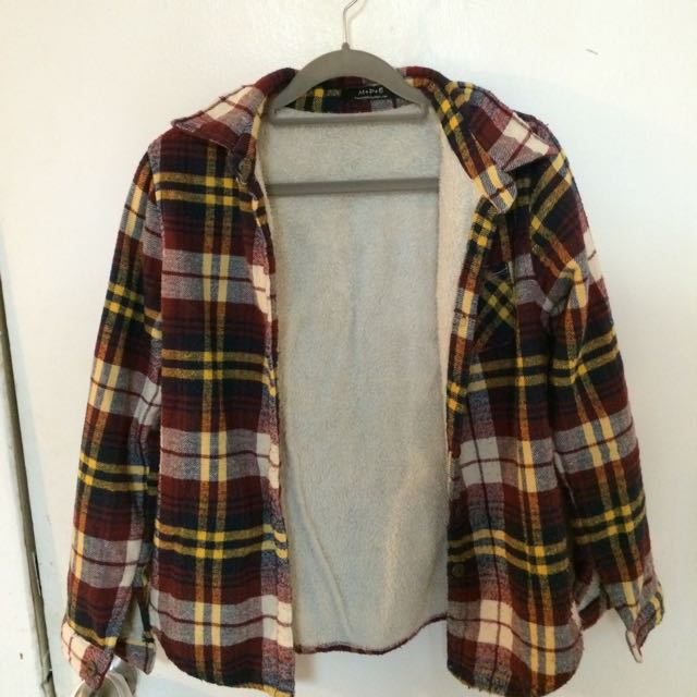 Cozy Lined Flannel