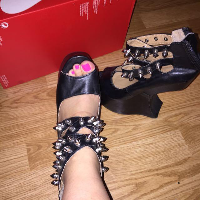 Custom Spike Heels