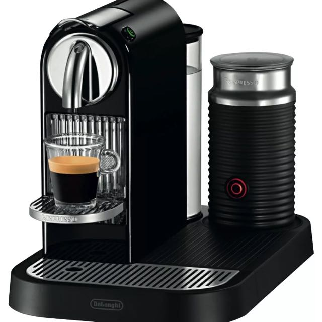 DēLonghi Nespresso Citiz & Milk Coffee Machine