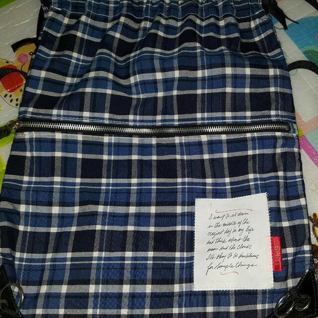 Esprit Drawstring Bag