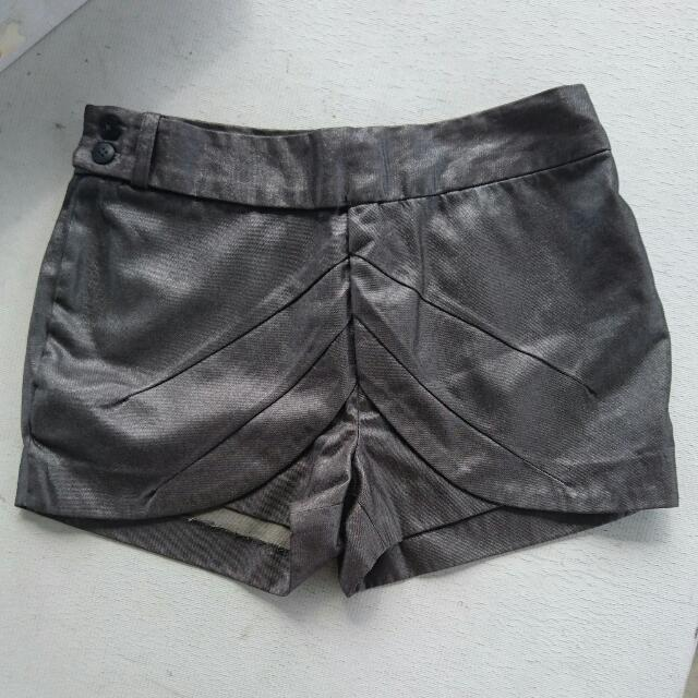 Folded and Hung Premium Shorts