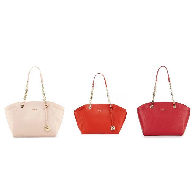 Furla Julia Medium Leather Tote Bag 727fe8c78c2a4