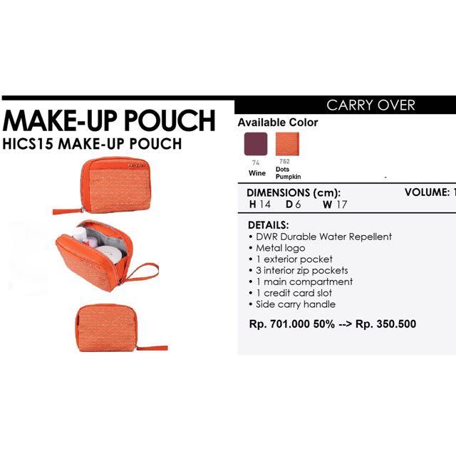 Hedgren Make Up Pouch ICS15