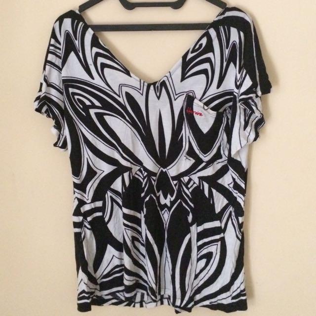 Heroine Over Size T shirt