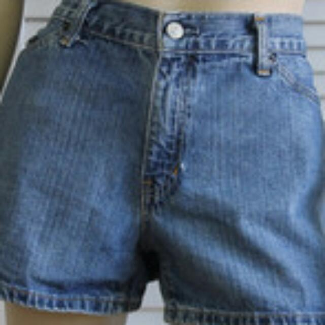 High Waisted Jeans From Gap