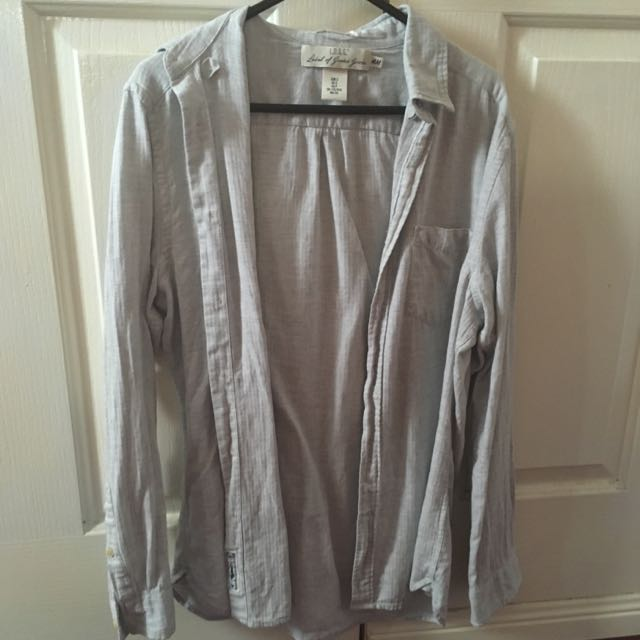 H.M 100% Cotton Shirt