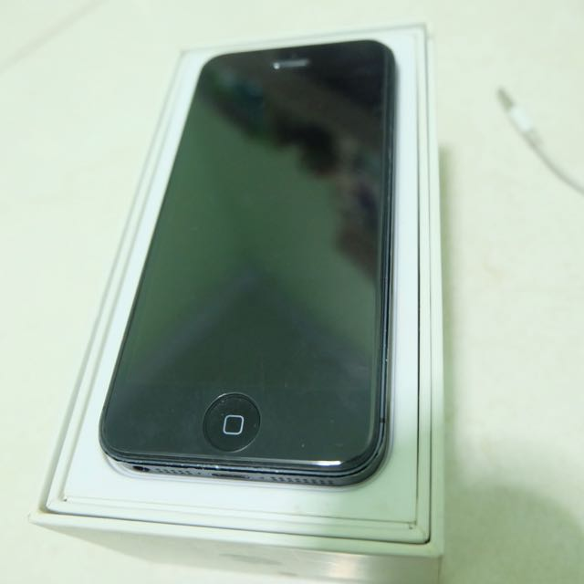 Iphone 5 2nd 16gb