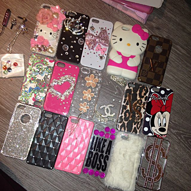 IPHONE 5 Cases + Accessories