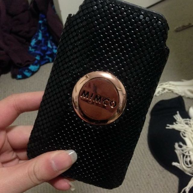 iPhone 5 Mimco Pouch