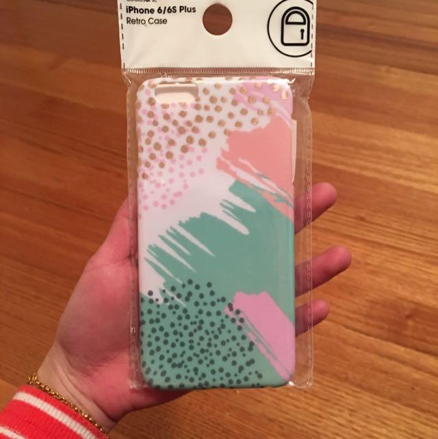 iPhone 6/6s Plus Retro Case