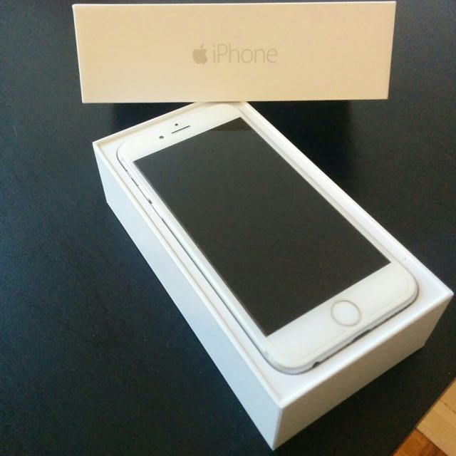 IPhone 6 64GB UNLOCKED Perfect conditions