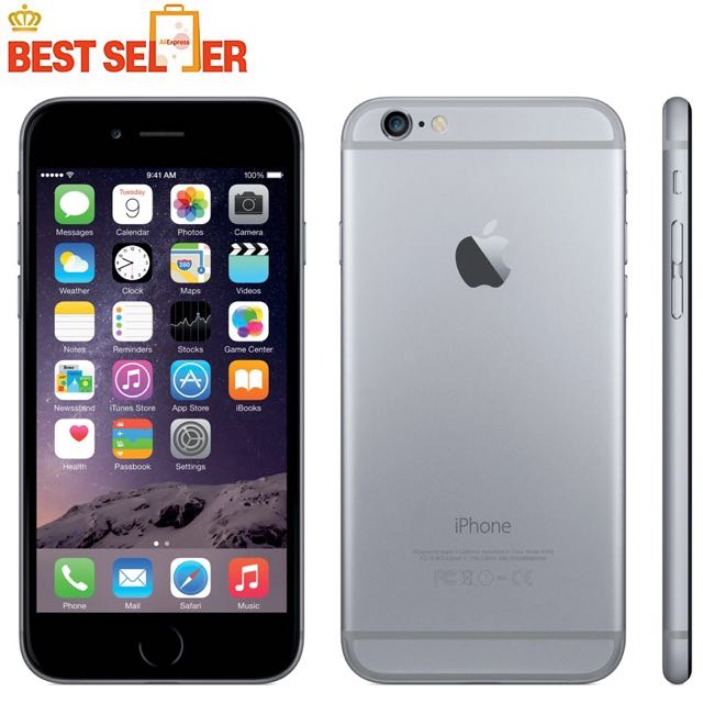 iPhone 6s PLUS BRAND NEW IN BOX
