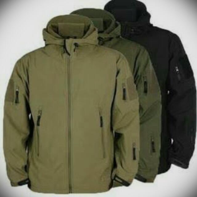 Jaket TAD Gear