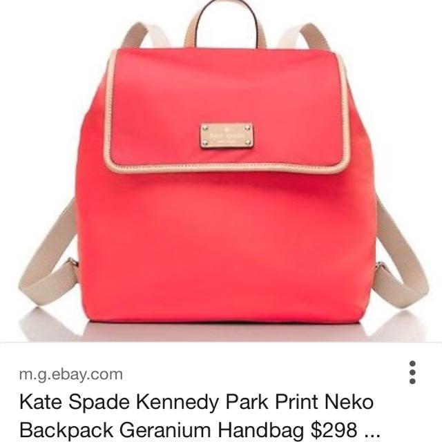 Kate Spade Kennedy Backpack