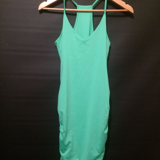 Kookaï Green Dress