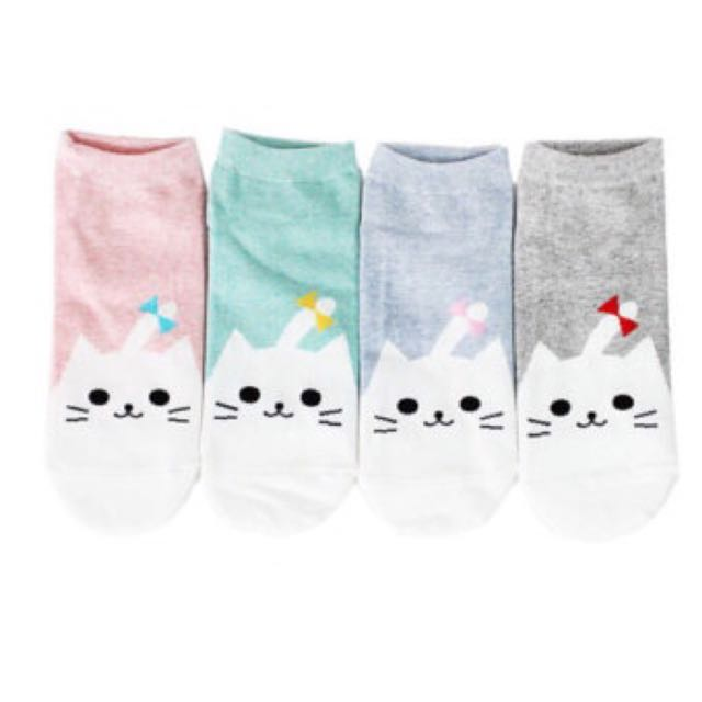 Korean Bunny Socks