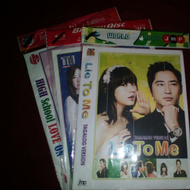 Korean drama (Tagalog version)