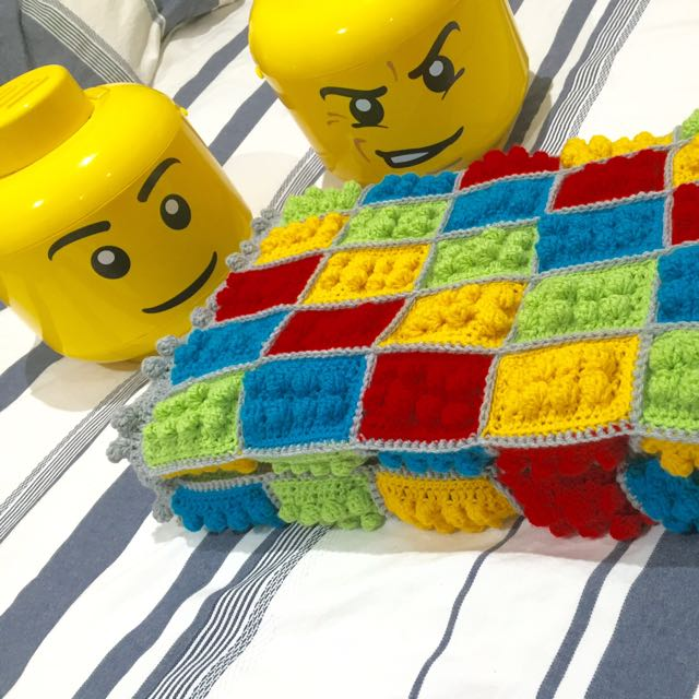 Lego Blanket, Babies & Kids, Baby Apparel on Carousell