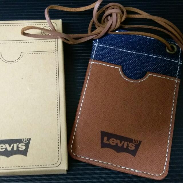 LEVIS精美卡片匣