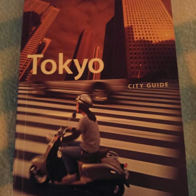 Lonely Planet Tokyo Guide