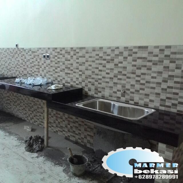 Meja Dapur Granit Home Furniture On Carousell