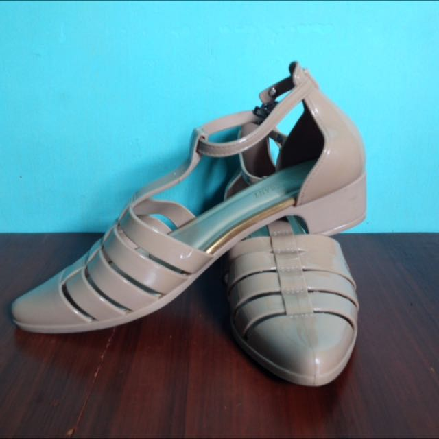 Mocca Jelly Shoes
