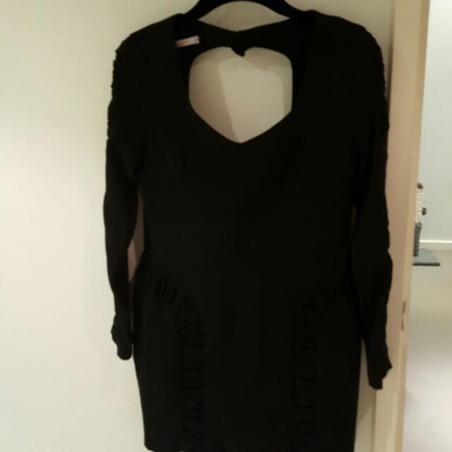 Mossman Long Sleeve Dress Sz 10
