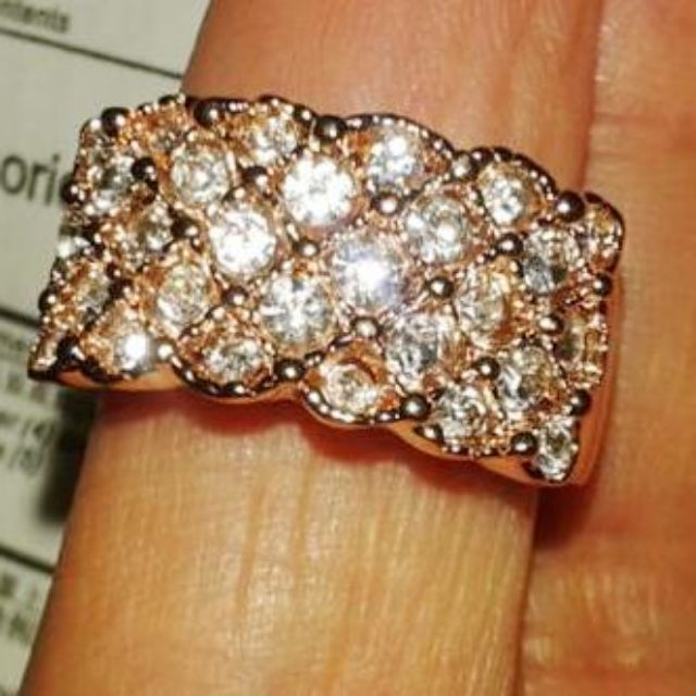 NEW Ring- Bridal Wedding size 7