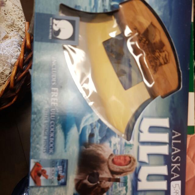 New Ulu Made In ALASKA