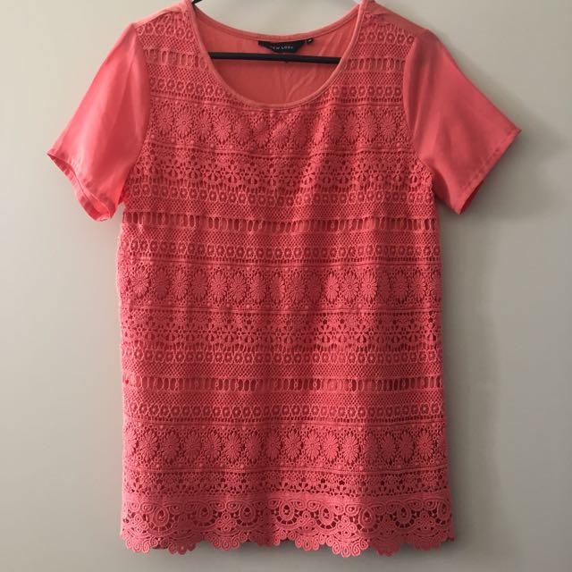 Newlook Crochet Top