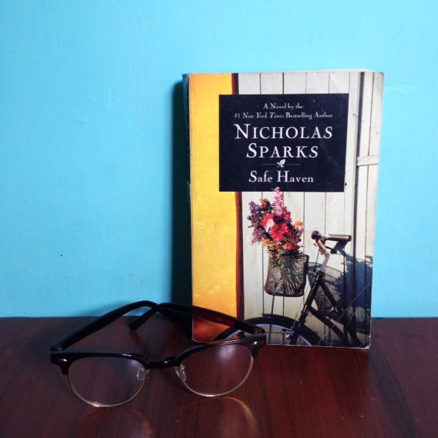 Nicholas Sparks - Safe Haven (English Novel)