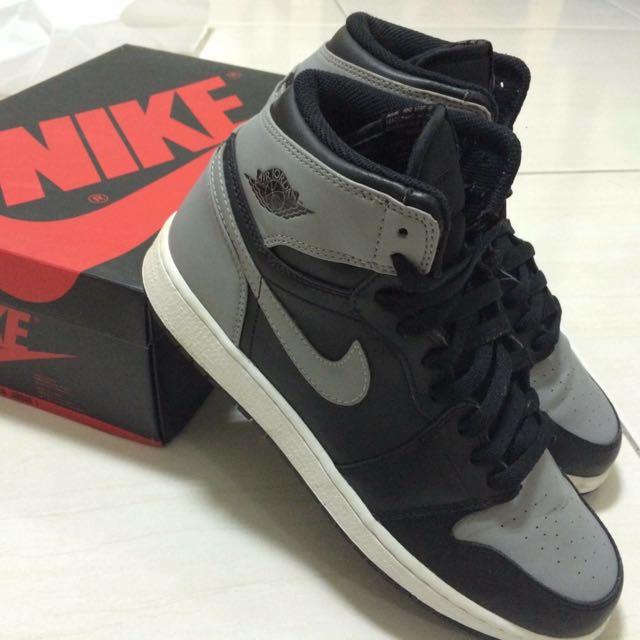 Nike Air Jordan 1 Retro High OG GS SHADOW