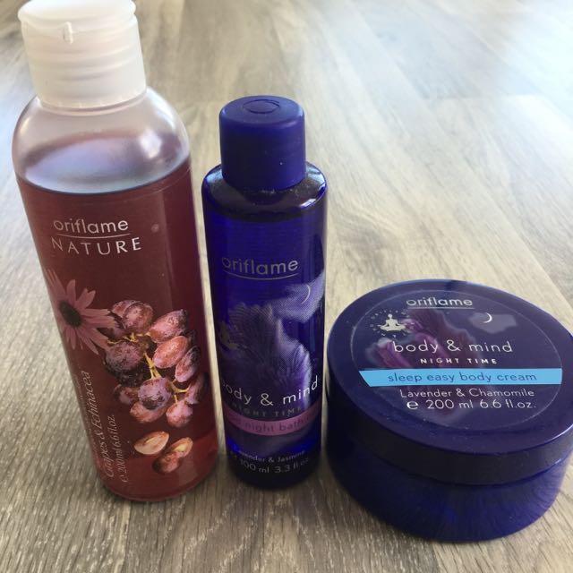 Oriflame Bath & Body