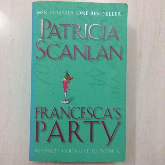Patricia Scanlan-Francesca's Party