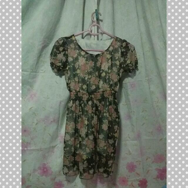 Pre Love Floral Dress
