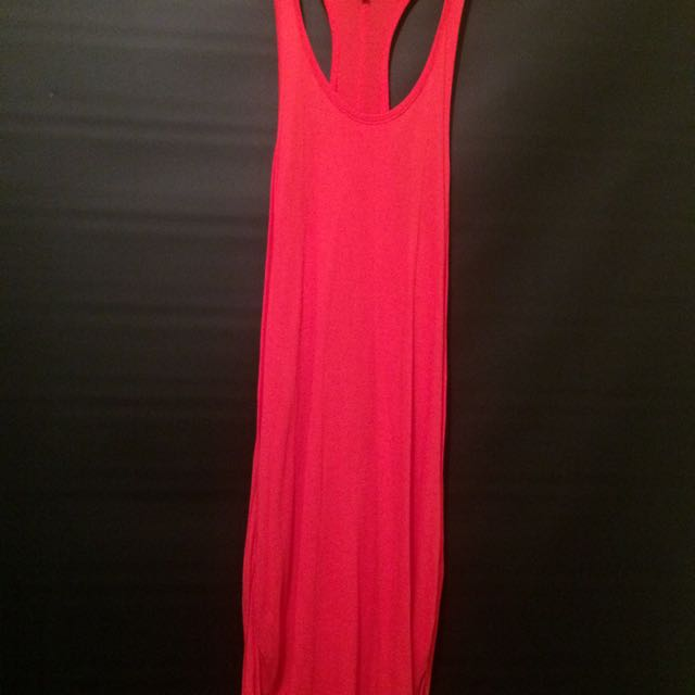 Red/pinky Cotton On Dress