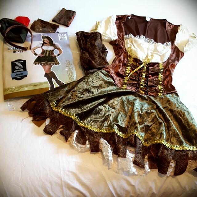 Robin Hood Honey Halloween Costume