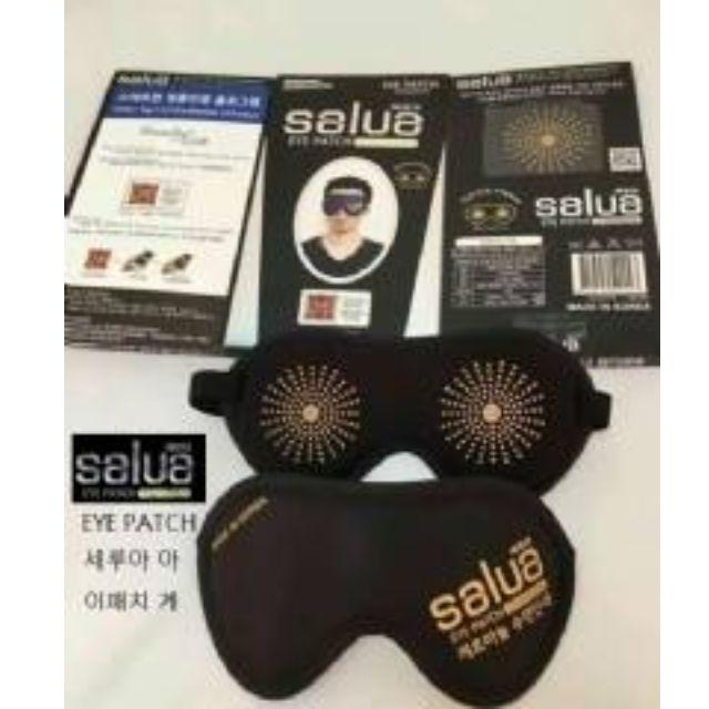 (現貨)韓國salua有機鍺(게르마늠)離子多功能眼罩 WAY400110#0920
