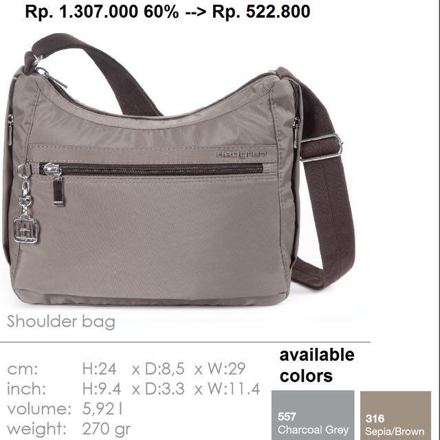 Shoulder Bag Hedgren Inner City 01S