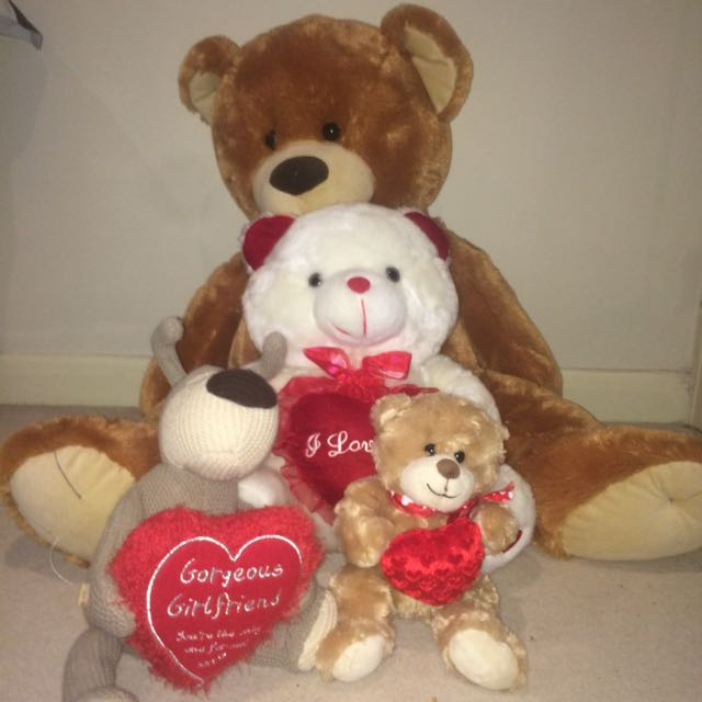 Teddy Bears For Girlfriends