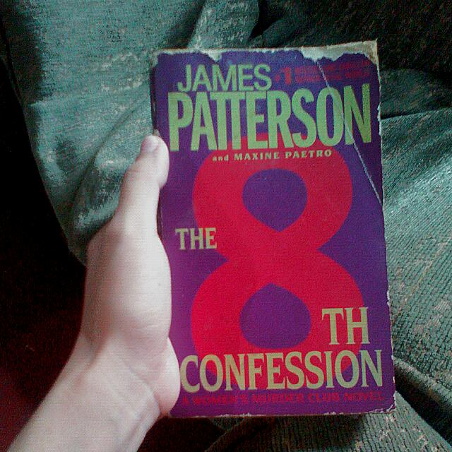 The 8th Confession - James Patterson