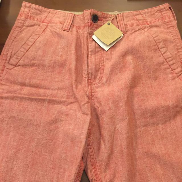 Timberland 32腰 超有型短褲