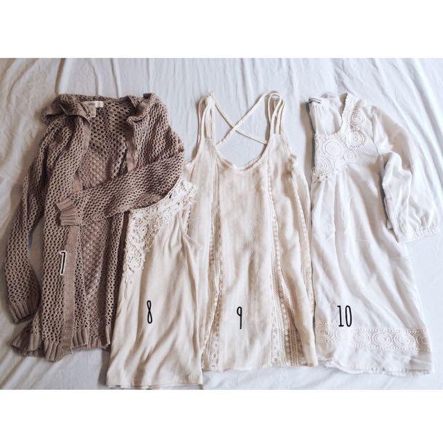 Tops / Dress