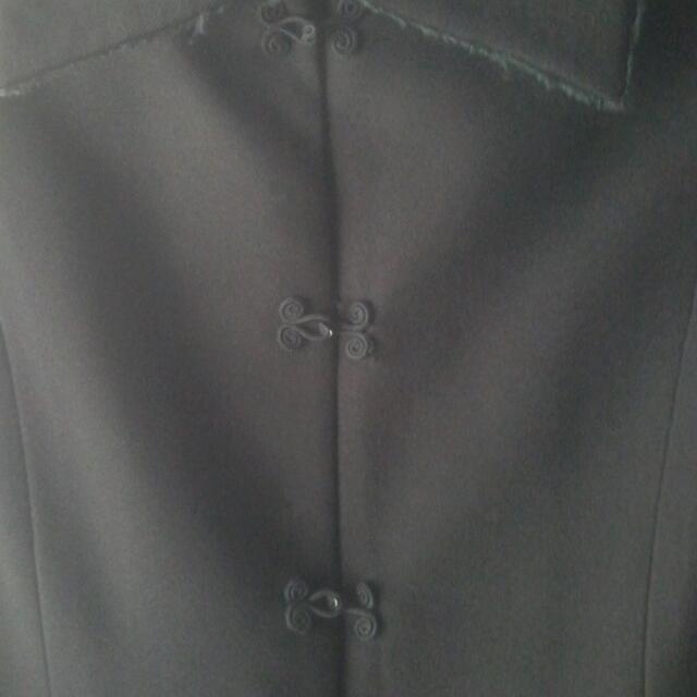 vest long sleeves vest