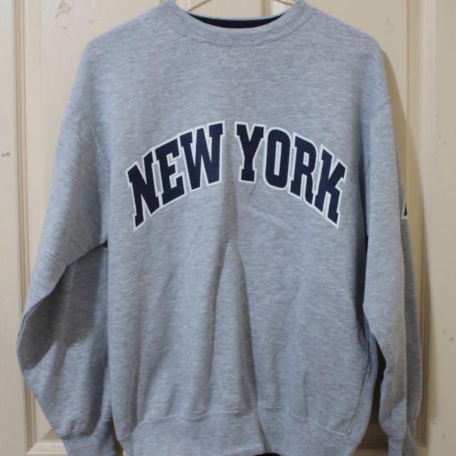 Vintage New York Jumper
