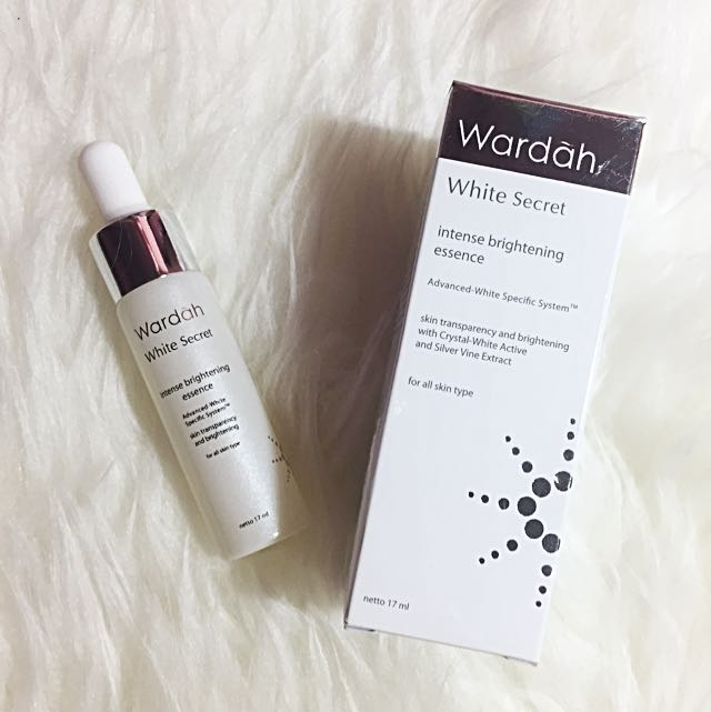 Wardah White Secret Intense Brightening Essence 17ml