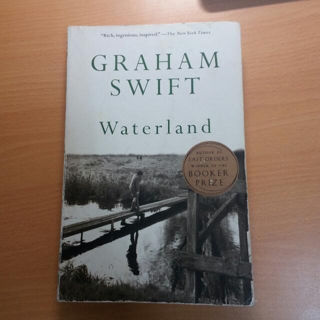 Waterland後現代文學