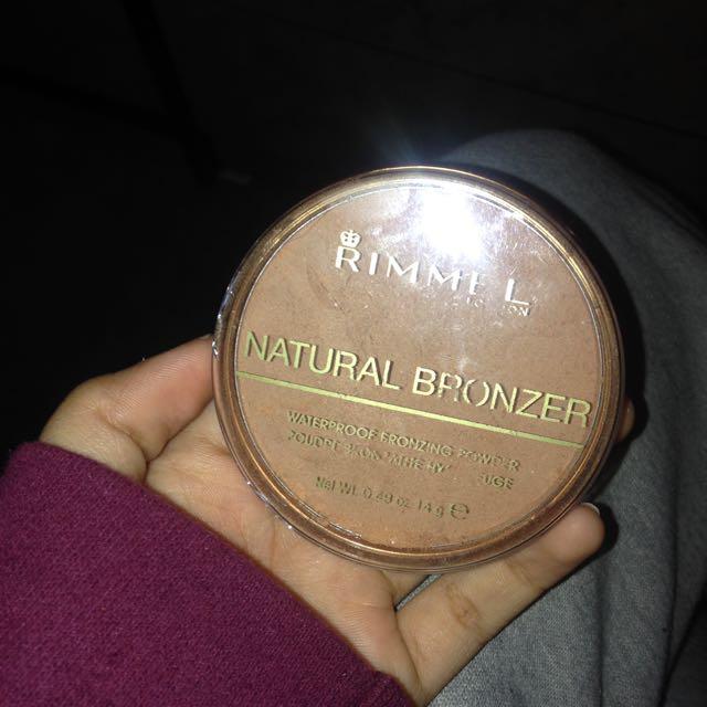 Waterproof Bronzer Powder