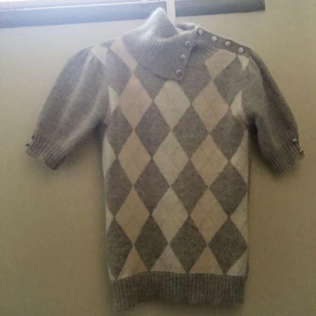 Winter Wool Top