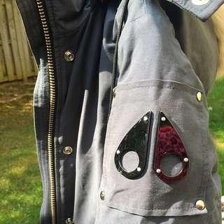 Grey Moose Knuckles Winter Jacket